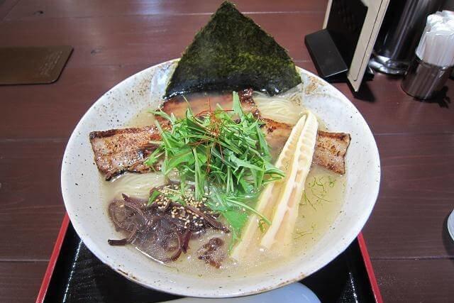 塩麺独歩 相棒 チャーシューメン