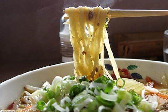 美味しんぼ山岡 和風担々麺