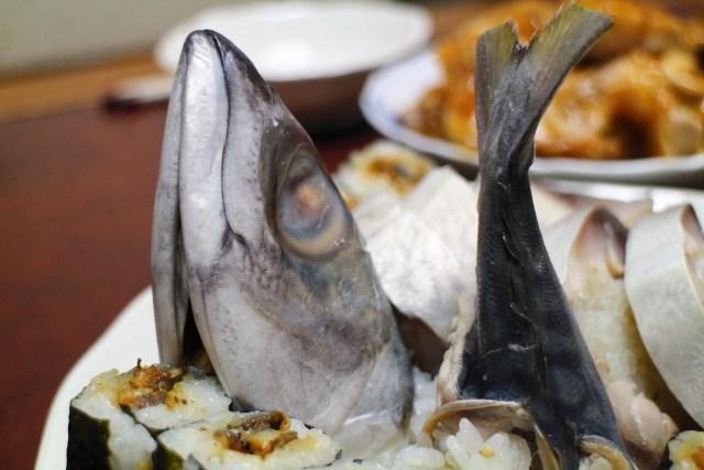 安芸市「寺尾鮮魚店」 サバ寿司