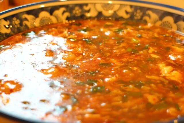 まんしゅう ジャン麺