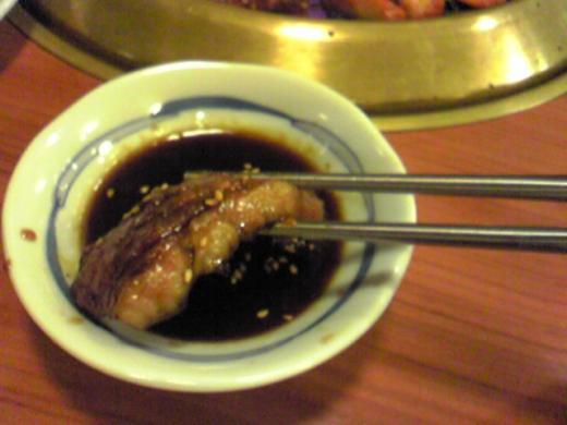 ソウル 鉄箸