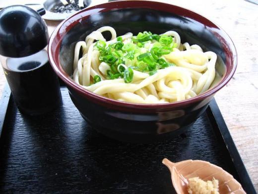 奥物部製麺所醤油