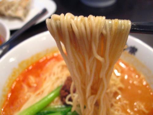 陳麻家 担々麺 アップ