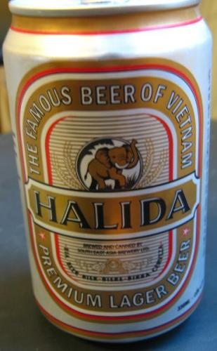 ベトナムビールのアジアンな甘さに酔いしれて