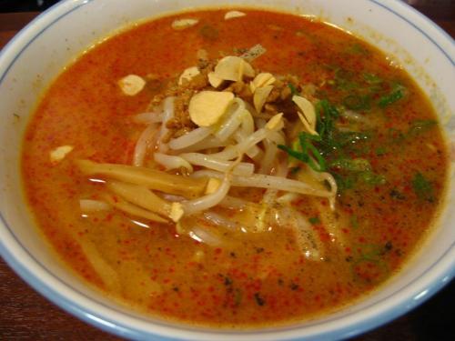 中国家常菜 鳳龍菜館 担々麺
