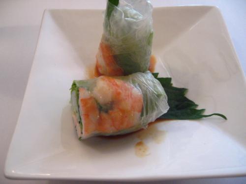 ベトナム料理・XUAN(スアン) フォーセット生春巻き