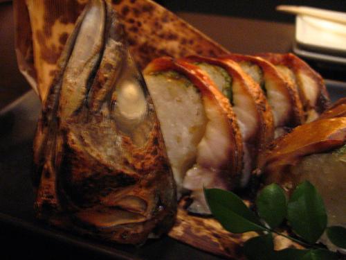 ひかるや 焼サバ寿司