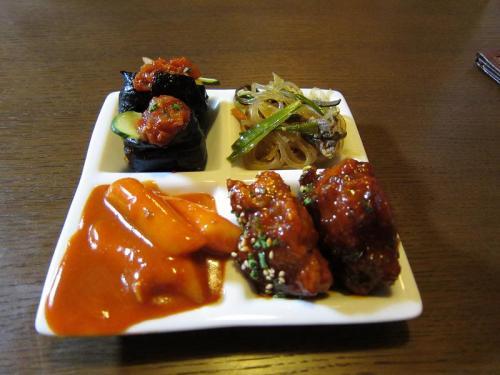 韓国料理とキムチの店 景福宮(キョンボックン) エピソード3/メイドの策略