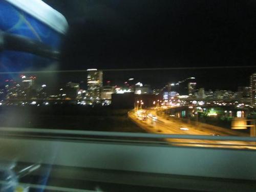 甲子園 美しい神戸の夜景