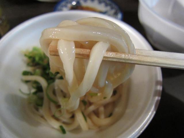 岡崎うどん 麺アップ