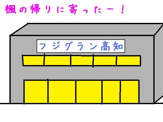 フジグラン高知(3D)