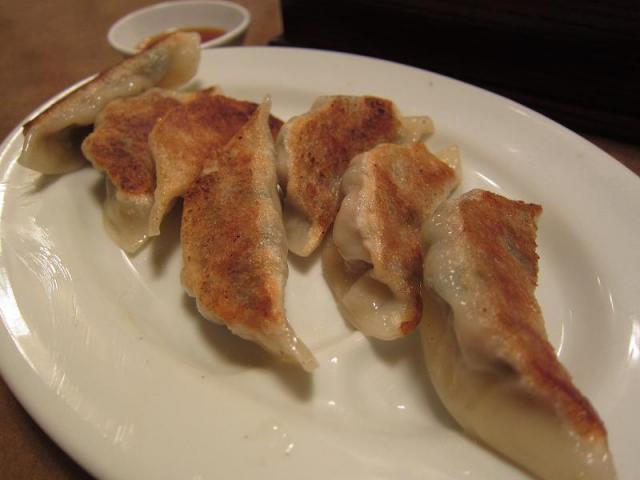 中華料理鳳来 焼餃子