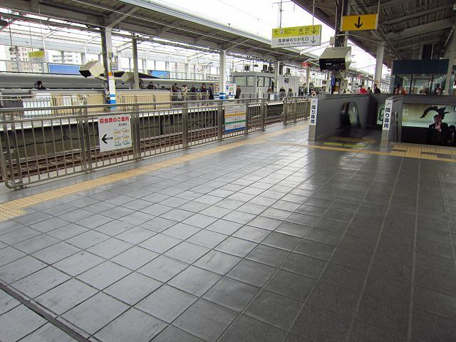 岡山駅構内