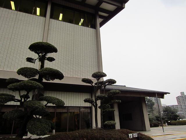 鹿児島県 歴史資料センター 黎明館 外観