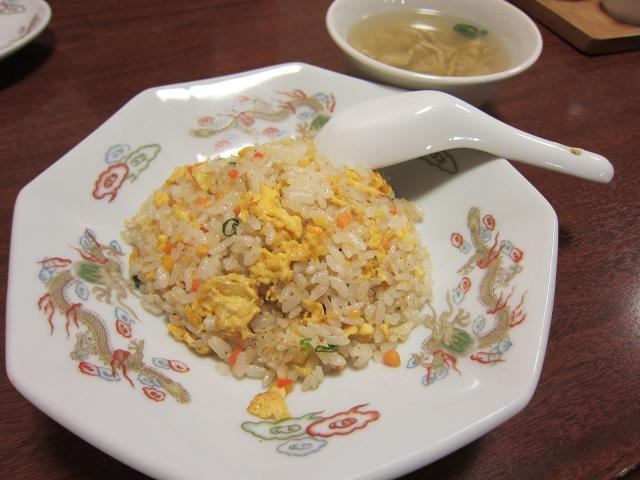 中国家常菜 鳳龍菜館 ミニ炒飯