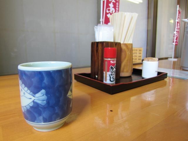 めん處 雅(みやび) ~再訪~ EP3/お茶と水とおじさん