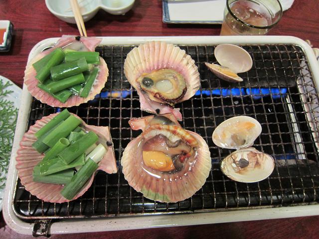 活貝・海老料理 満潮(みちしお) 焼ける長太郎3