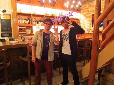 Bar Optimista(バル・オプティミスタ ) 竜一さんと竜一さんでキラッ☆