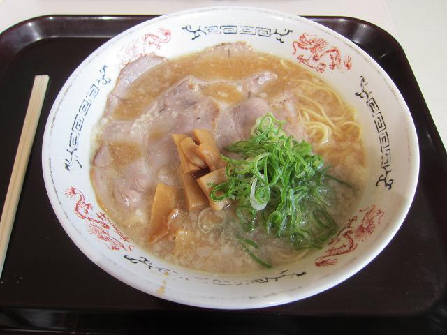 丸醤屋イオンモール高知店 コクうま醤油ラーメン(大盛)