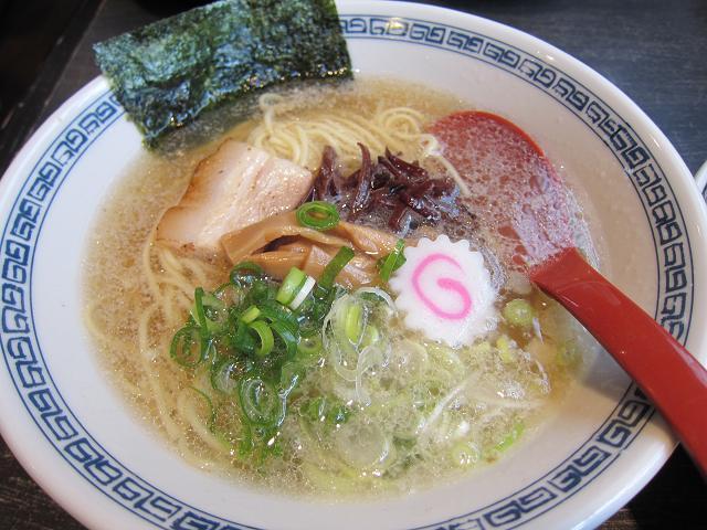 つけ麺屋ちっちょ 天塩ラーメン・ランチセット(焼飯増量) 天塩ラーメン