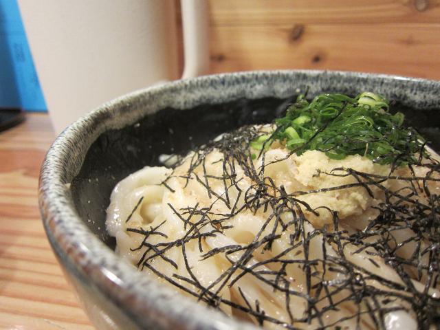さぬき結 醤油バター(3玉) アップ