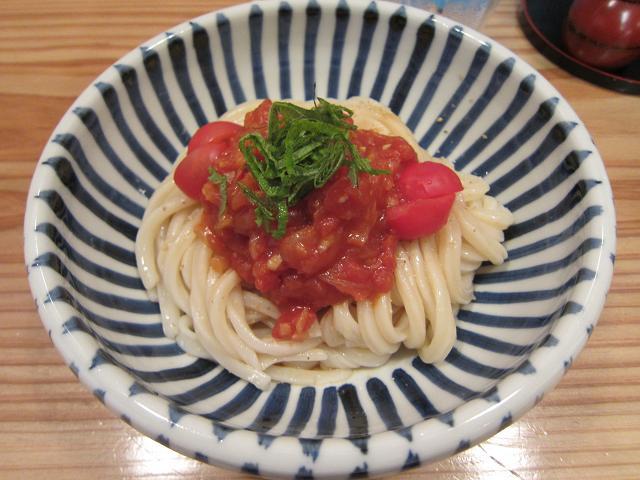 さぬき結 冷しトマトぶっかけ(2玉)