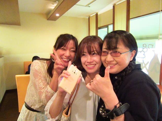 ス・ルラクセ yukiさんリカさんお母さん