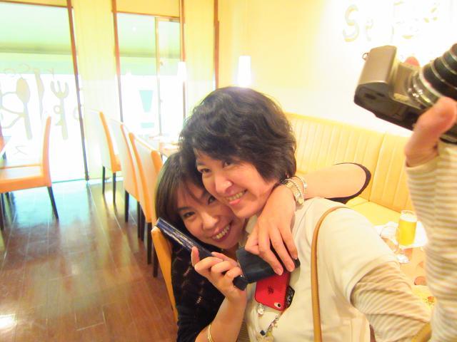 ス・ルラクセ junjunさんと夏子さん