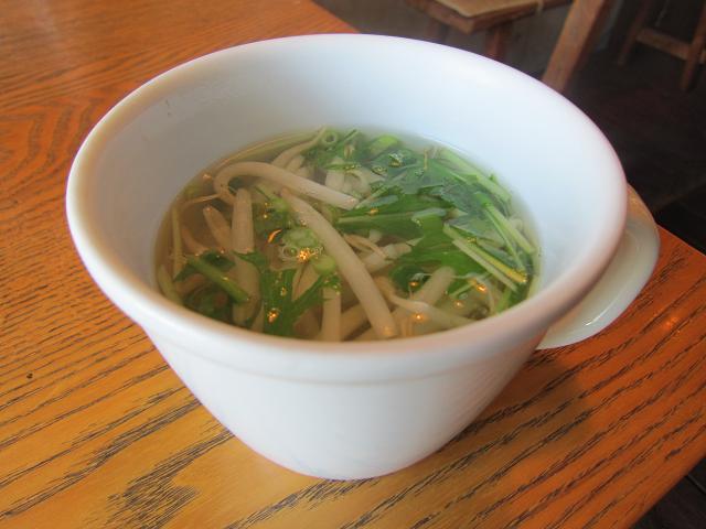 gumbo スープ
