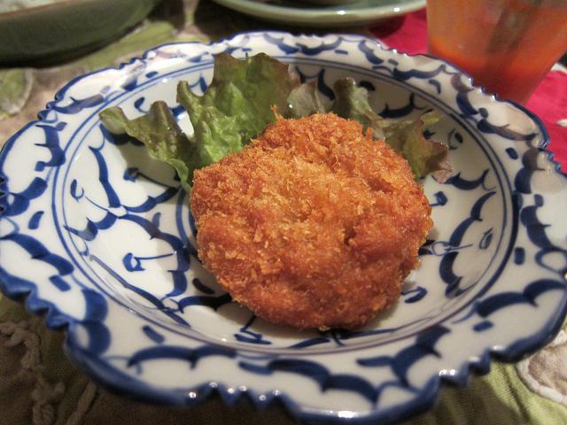 cafe Chang(カフェ・チャン) 海老のタイ風すり身揚げ