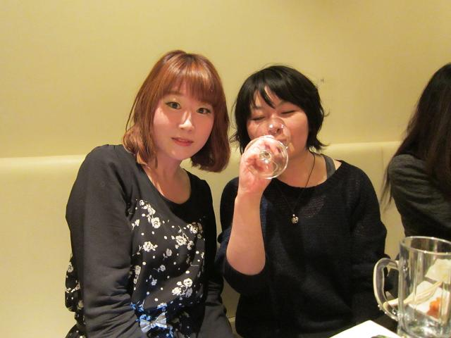 水曜会inシェルター 小松さんとちさもんた。さん