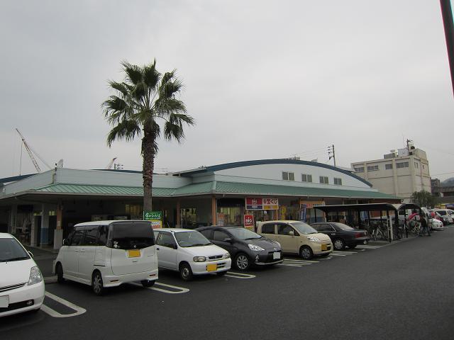 道の駅 みなとオアシス きさいや広場 建物