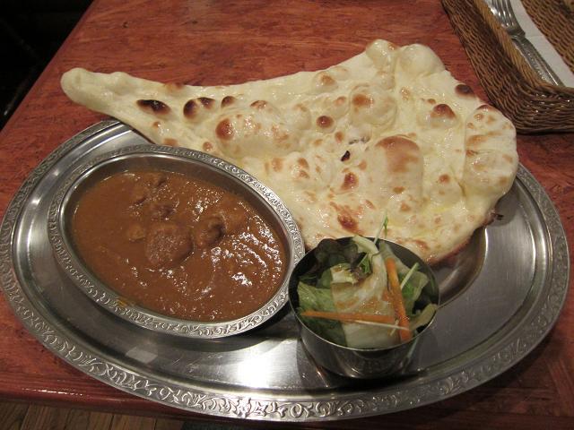 インド料理 MASALA(マサラ) チキンカレー