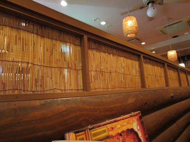 インド料理 MASALA(マサラ) 店内