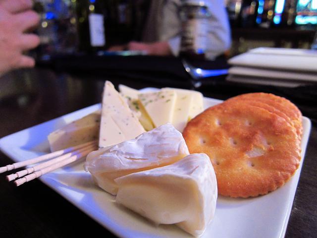 ラストチャンス チーズ盛合せ!