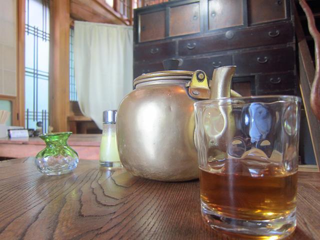 とがの藤家 お茶!