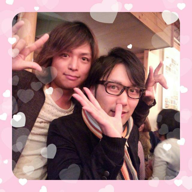 水曜会!新年会! 竜一さんと門田氏