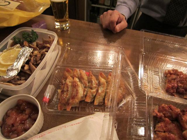 水曜会!新年会! 料理1