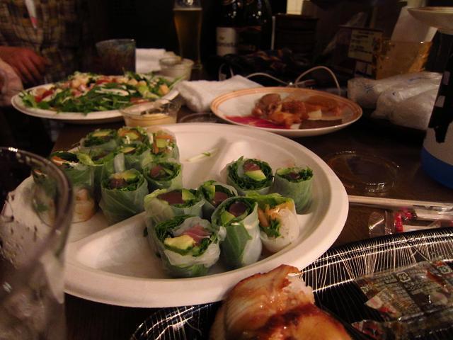 水曜会!新年会! 料理5