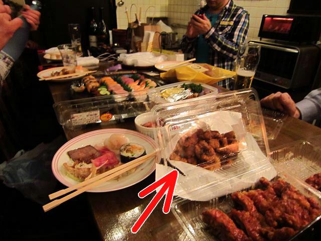 水曜会!新年会! 料理3