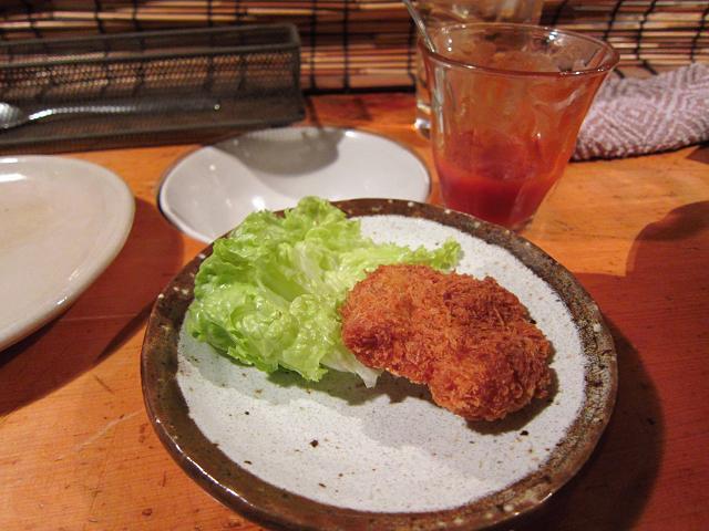 Asian Dining Chang Chang Lunch 海老のタイ風すり身揚げ