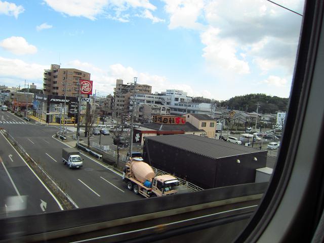 岡山~熱海 ひかり からの景色