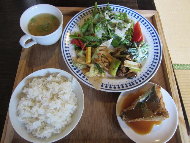 多国籍料理SO-AN 日替わり定食