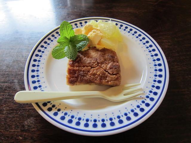 多国籍料理SO-AN デザート