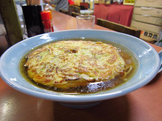 呑兵衛屋台 天津麺