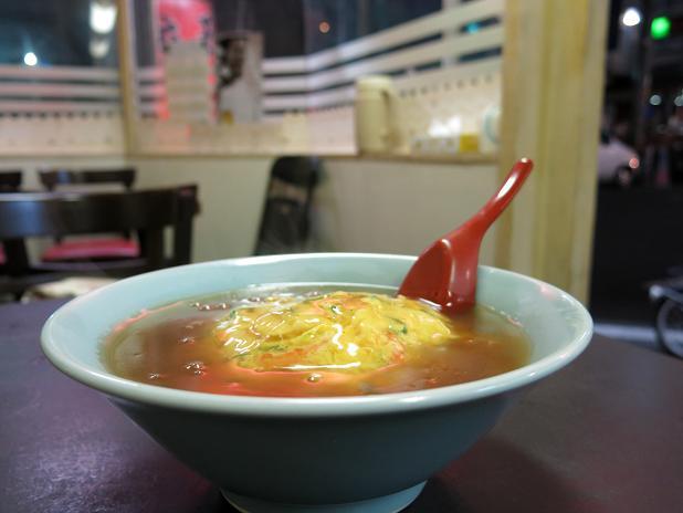 中国庶民料理 珉珉 天津飯