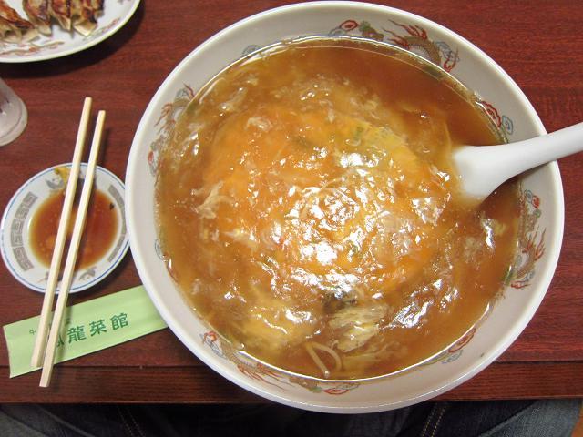 鳳龍菜館 天津ら~麺 上方