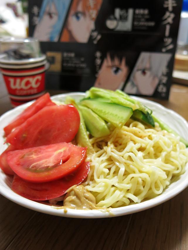 マルちゃん正麺 冷し中華1