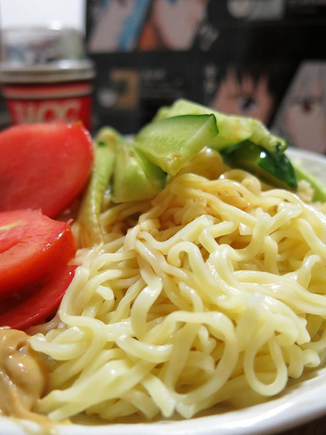 マルちゃん正麺 冷し中華3