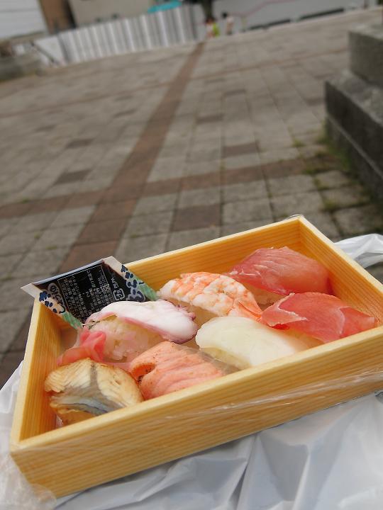 ひろめ市場 お寿司